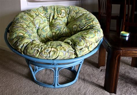 How To Revive Cushions by Papasan Cushion Tutorial For 70 S Papasan Revive