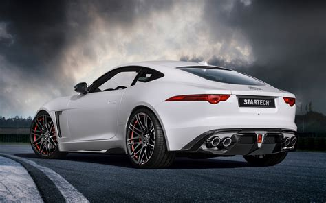2015 startech jaguar f type coupe 2 wallpaper hd car