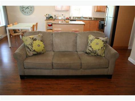 corduroy sofa ashley furniture corduroy fabric sofa from ashley furniture ladysmith cowichan
