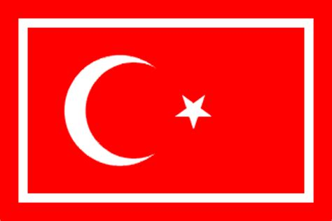 The Ottoman Empire Flag Ottoman Empire Flags Depicted In National Geographic 1917
