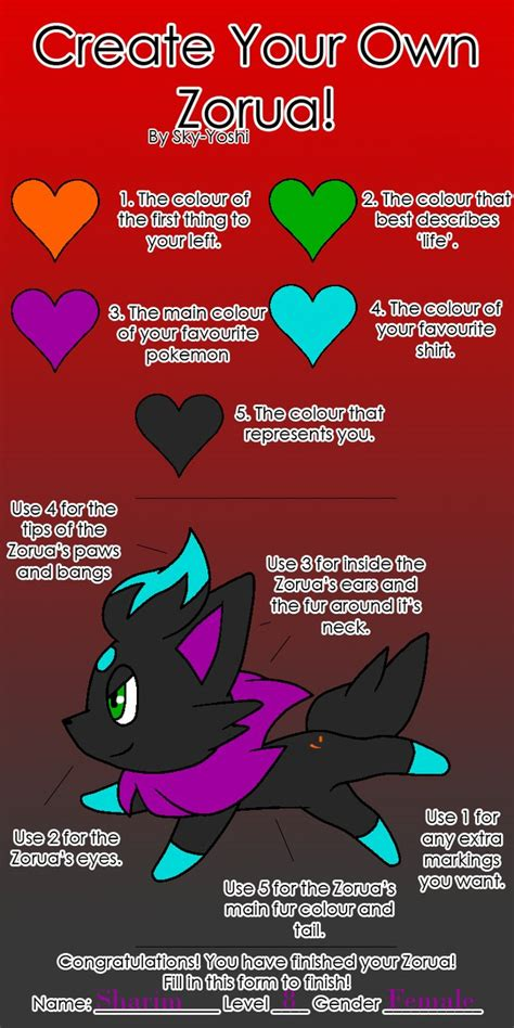 Create Your Own Meme Free - create your own zorua meme by wittybear93 on deviantart