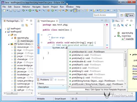 java sdk 6 0 sr1 eclipse ide for programmers tech tools 24