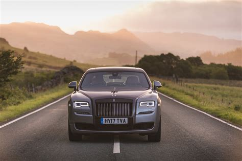 roll royce ghost all black 2017 rolls royce ghost black badge review stylish and