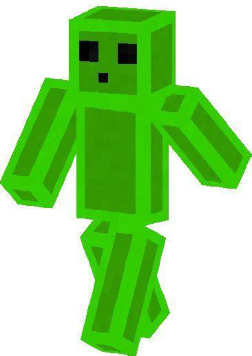 Minecraft Papercraft Slime - minecraft papercraft slime slime skin gardening