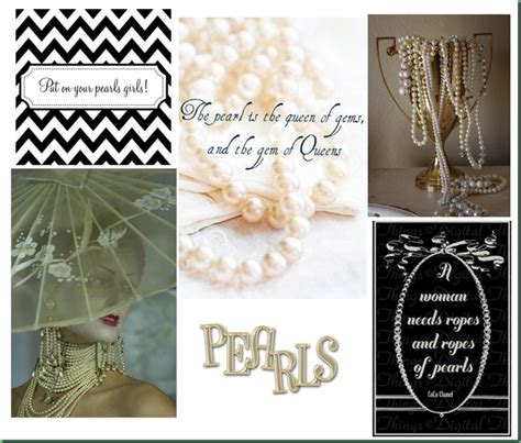 Trend Alert And Lean Pearls by Trend Alert The Pearl Facts Style Tips Bling