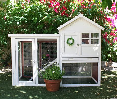 bunny houses a new home for outdoor animals painted and decorated http www amazon com advantek