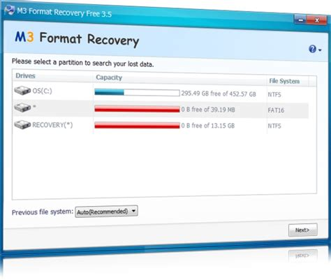 format video recovery m3 format recovery free download