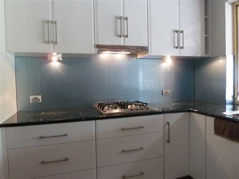 kitchen glass splashback ideas metallic designs adelaide kitchen glass splashbacks