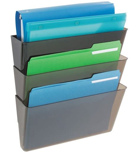 Stackable Wall File Organizer