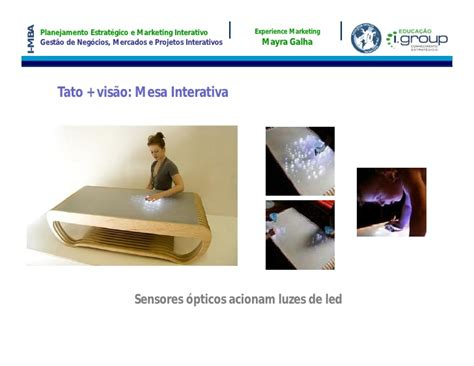 Touch Sensitive Kitchen Faucet by Aula Da Disciplina Quot Experience Marketing I Quot Do I Mba Em