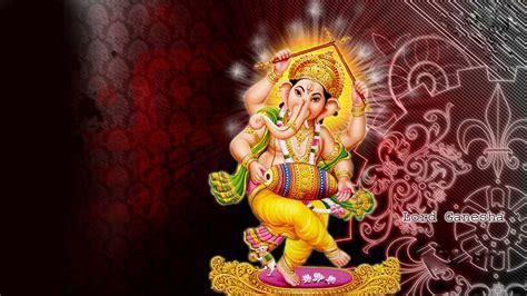 desktop wallpaper hd lord ganesha lord ganesha 1080p indian god hd desktop wallpapers lord