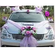 Wedding Car Decor On Pinterest  Decorations