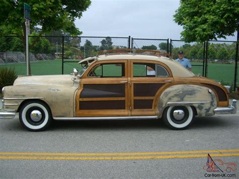 1948 Chrysler Town And Country by 1948 Chrysler Town And Country Sedan Amazing Original