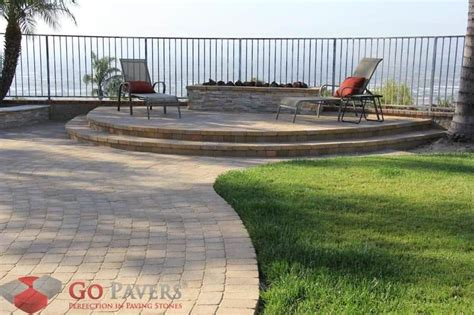 cost to install patio pavers paver patio installation cost paver patio cost find here