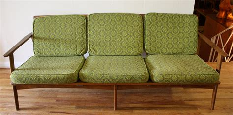 loveseat settee sofa picked vintage