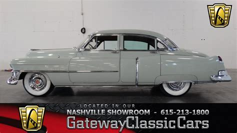Cadillac Of Nashville by 1950 Cadillac Series 62 Gateway Classic Cars Of