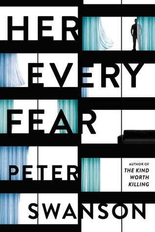 unputdownable bookreview her every fear by peter swanson peterswanson3 faberbooks