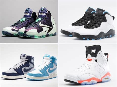 foot locker new basketball shoes foot locker europe restocks retros nike
