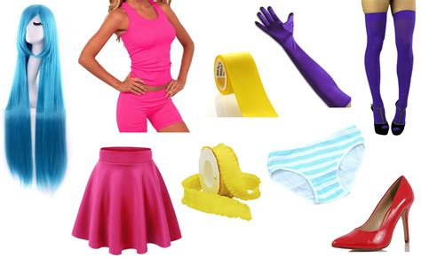 Yuyu Ruffle Dress me me me carbon costume diy guides for