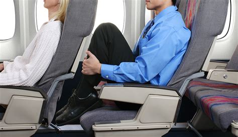 comfort goods in economics your airplane seat is going to keep shrinking fortune