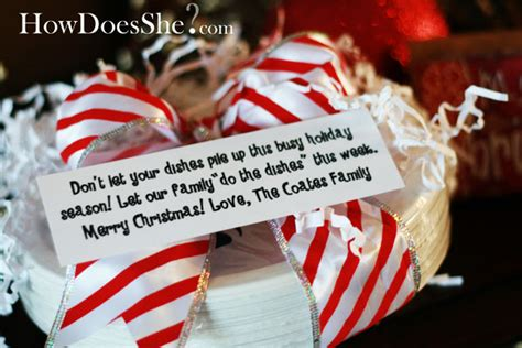 Getting Stressed Out Over The Family Christmas Party - over 36 neighbor gift ideas and counting