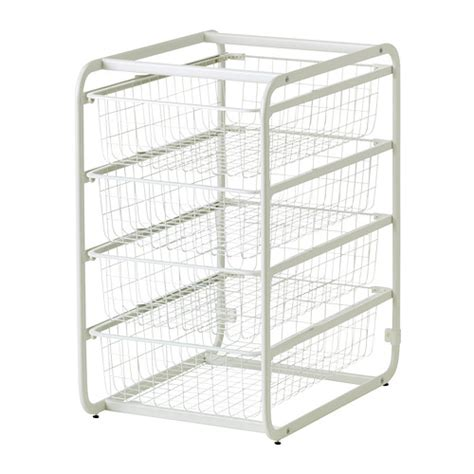 antonius frame and wire baskets ikea algot frame with 4 wire baskets ikea