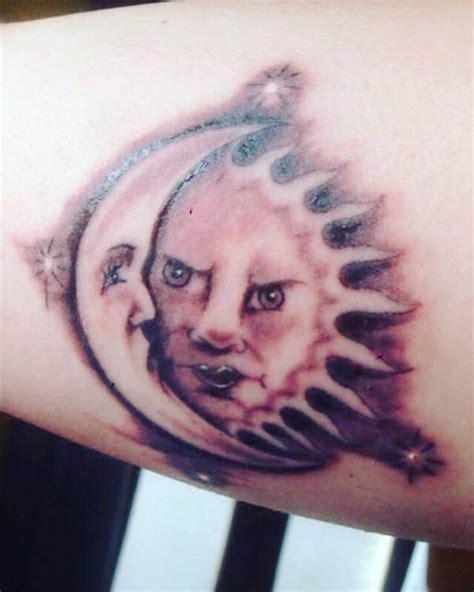 tattoo average cost per hour 125 sun and moon tattoo designs for men women wild