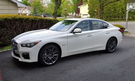 infiniti q50 2017 white first impressions q50 red sport 400 test drive page 3