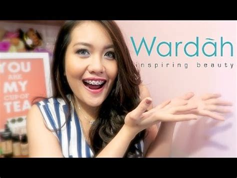 Eyeshadow Wardah Seri A Review quot wardah quot one brand makeup tutorial review 2016 indonesia