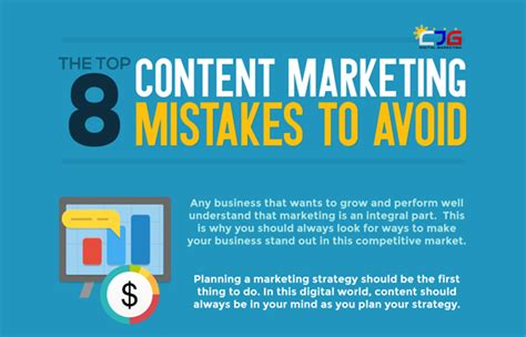 tips to avoid the 8 top mistakes when buying a house the top 8 content marketing mistakes to avoid infographic