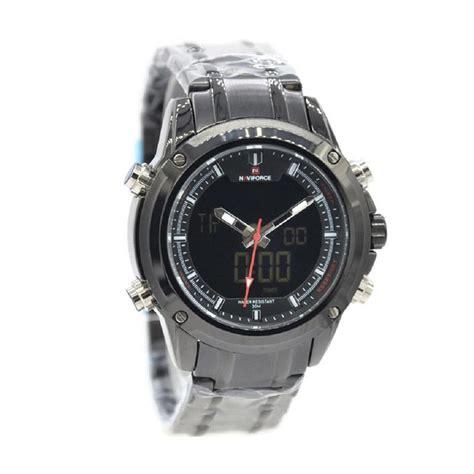 Jam Tangan Naviforce Nf 9069 harga naviforce nf 9067 jam tangan pria hitam pricenia