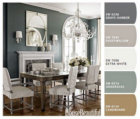 dining room color scheme study room colors formal dining neutral toned cool blues glamorous modern elegant