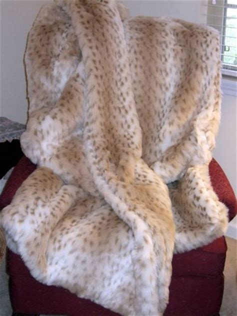 how to make a cheap snow blancket cheap price snow leopard faux fur throw reversible 60 inches by 70 inches at low price for