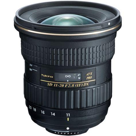 Dijamin Lensa Tokina 11 20 Mm F 2 8 tokina at x 11 20mm f 2 8 pro dx lens for nikon f atxaf120dxn