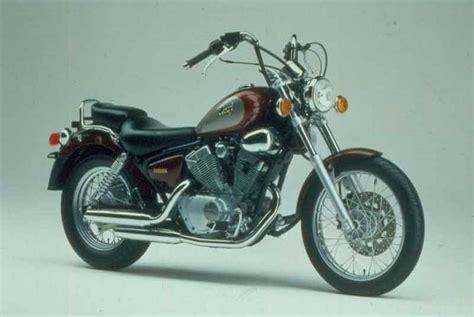 YAMAHA XV125 VIRAGO (1997 2004) Review   MCN