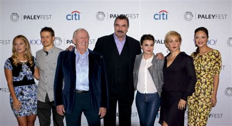 blue bloods 17 reasons to smile at the blue bloods paley center panel
