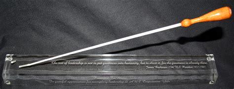 Baton Stick Model Lentur conductor baton model toccata maple wood 12 inch