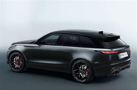land rover velar for sale range rover velar aftermarket kit on sale now autocar