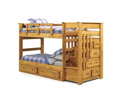 Wooden Bunk Bed With Stairs 20 Solid Oak Bunk Beds With Stairs Immaculate White Bunk Bed With Stairs And Desk Plus