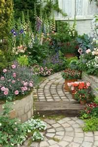 Borders For Flower Gardens 25 Garden Bed Borders Edging Ideas For Vegetable And Flower Gardens