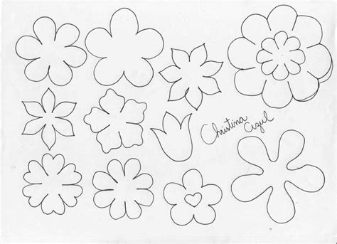 imagenes variadas moldes de flores variadas para imprimir fotos o im 225 genes