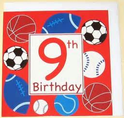 Happy Birthday Wishes For A 9 Year Boy Image Gallery 9th Birthday