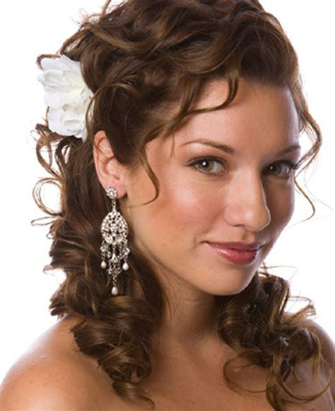 Curls Hairstyles For A Wedding Guest | wedding guest hairstyles beautiful hairstyles