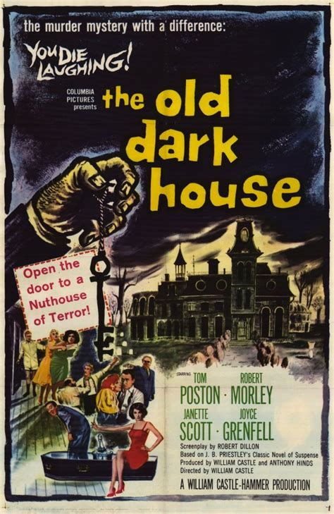 the old dark house the old dark house movie posters from movie poster shop