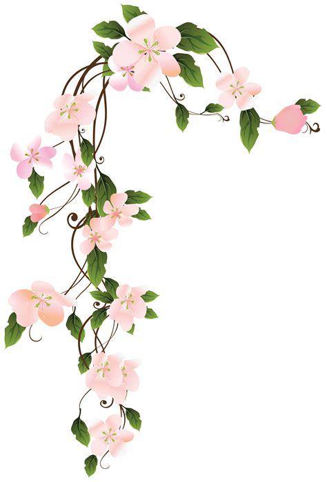 hanging floraw decoration png clip art image gallery