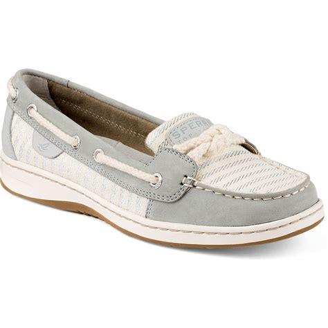 sperry s cherubfish mariner stripe slip on boat shoe