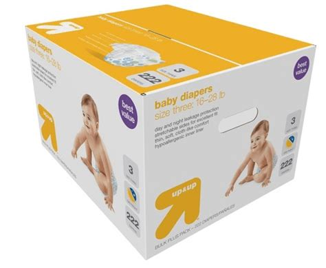 Earn Target Gift Card - target earn a 30 gift card with purchase of pers or up and up diapers