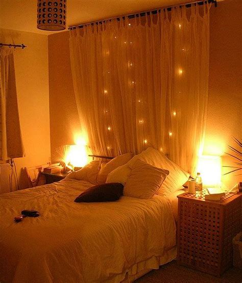 20 best romantic bedroom with lighting ideas house