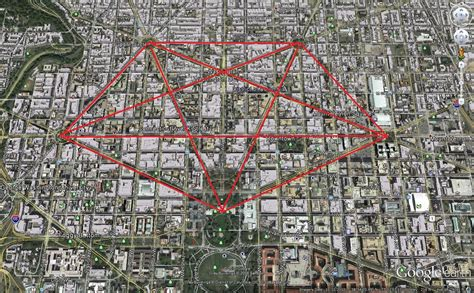 washington dc map symbol embedded symbols in washington dc streets uprizing nation