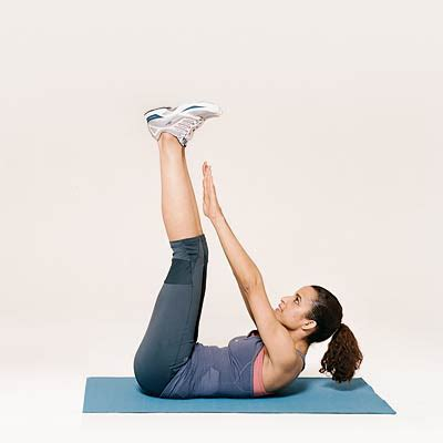vertical leg crunches the best 30 minute boot c workout health